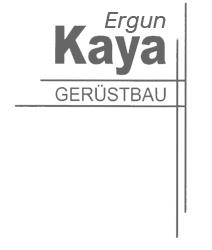 Gerüstbau Kaya e.K - Logo
